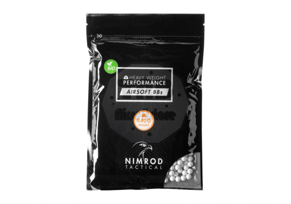 0.40g Bio BB Professional Performance 1000rds white (Nimrod)