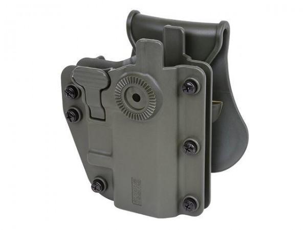 Swiss Arms Gürtel Holster Adapt X Level 2 Ranger green