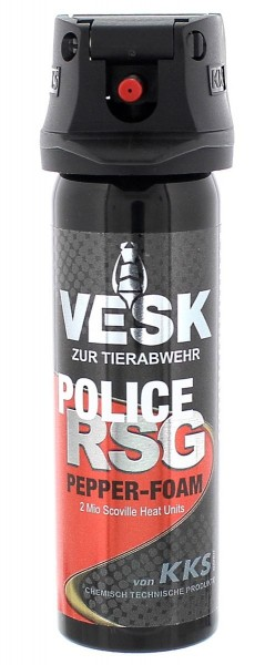 "VESK RSG - POLICE ""Foam"" 63 ml Pfefferschaum"