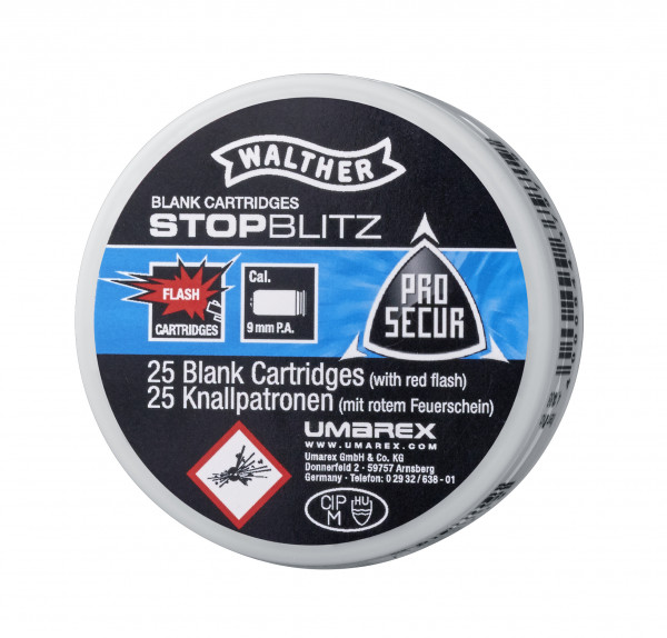 Walther Stop Blitz 9mm P.A.K.