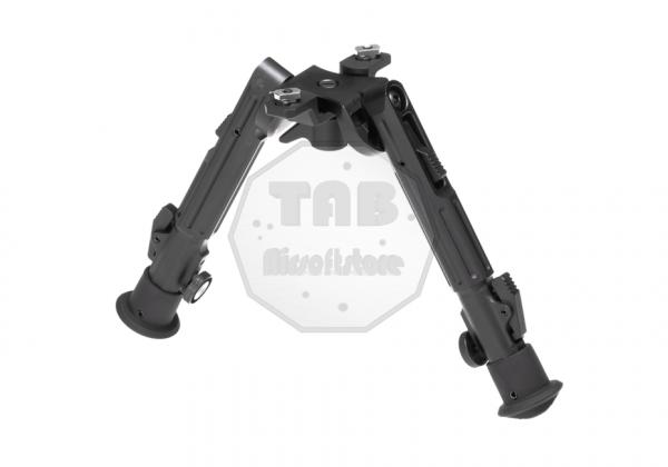 M-LOK Folding Bipod Short Black (Ares)