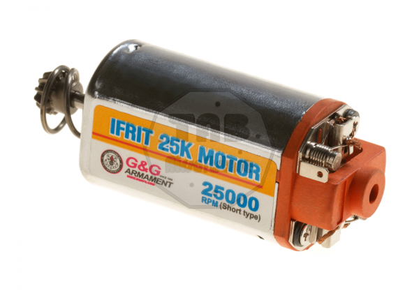 Ifrit 25K Motor Short Type (G&G)