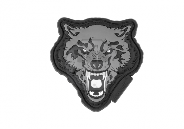 Wolf Rubber Patch SWAT (JTG)