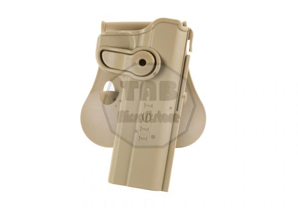 Roto Paddle Holster für M1911 Tan (IMI Defense)