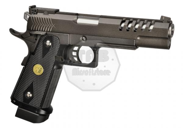 Hi-Capa 5.1 Full Metal GBB Black (WE)