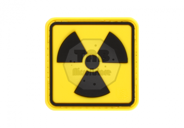 Radioactive Rubber Patch Color (JTG)