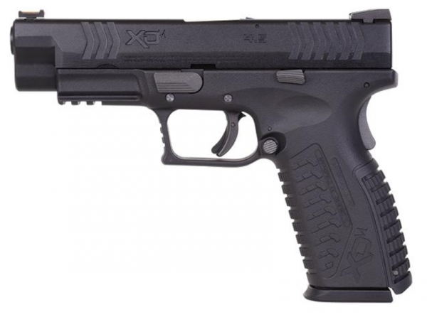 "Springfield XDM 4.5"" Gas BlowBack -F- 6mm"