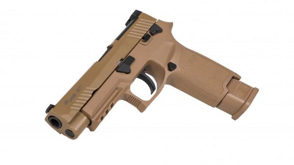 Sig Sauer ProForce P320-M17 CO2 BB -F- 6mm Tan