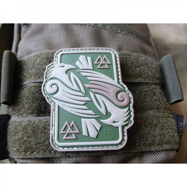 JTG Odins Raven Patch, multicam