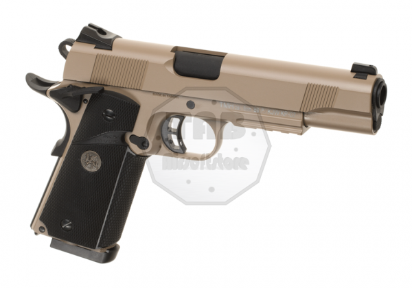 M1911 MEU Full Metal GBB (KJ Works)