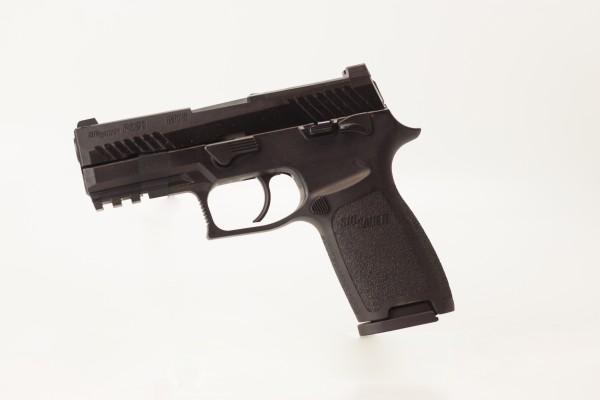 Sig Sauer ProForce P320-M18 black