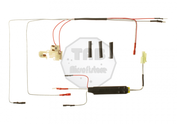 Mosfet Switch Kit Front Wiring V2 (Union Fire)