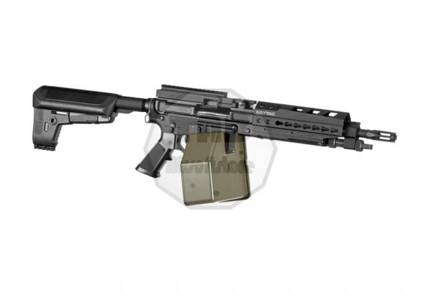 Trident LMG Enhanced S-AEG - Black (Krytac)