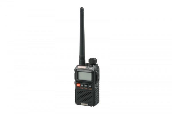 Manual Dual Band Baofeng UV-3R+ Radio - (VHF/UHF) 2W