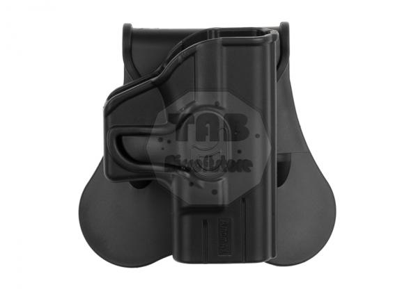 Paddle Holster für Glock 42 Black (Amomax)