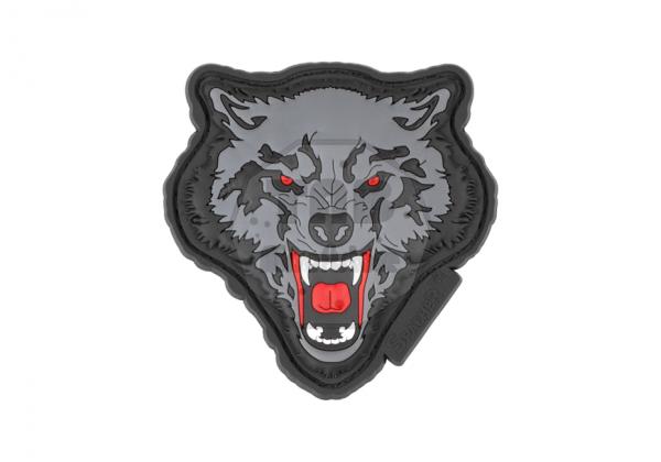 Wolf Rubber Patch Color (JTG)