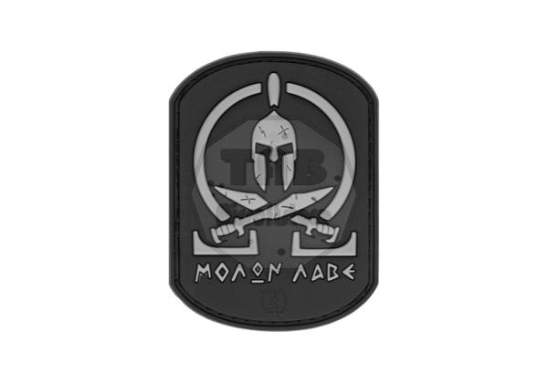 Molon Labe Rubber Patch SWAT (JTG)