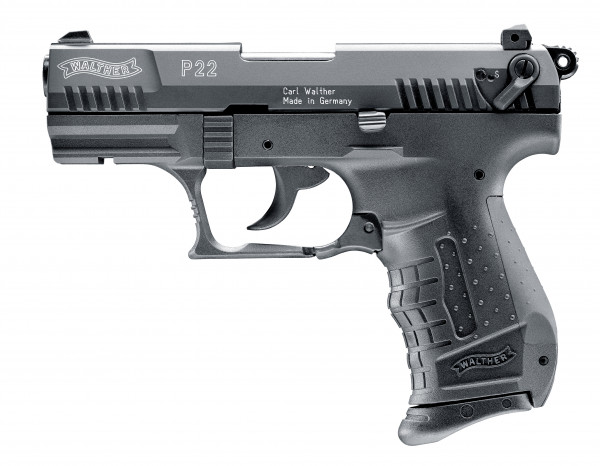 Walther P22 P.A.K. 9mm - schwarz