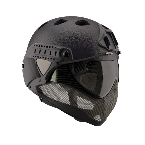 WAR! Helmet Raptor Black
