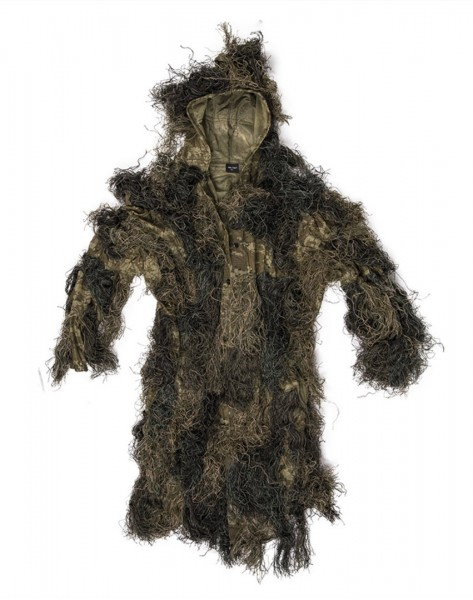 Ghillie Parka Anti Fire W/L