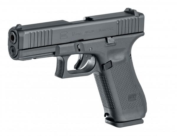 Glock 17 Gen5 black First Edition 9mm P.A.K 17R (Umarex)