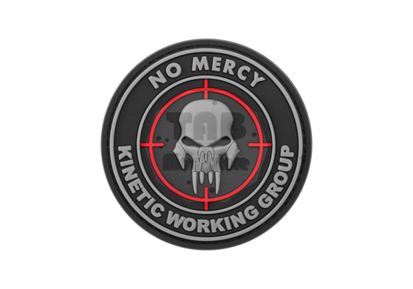 Kinetic Working Group Rubber Patch SWAT (JTG)