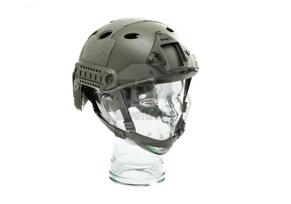 FAST Helmet PJ Foliage Green (Emerson)