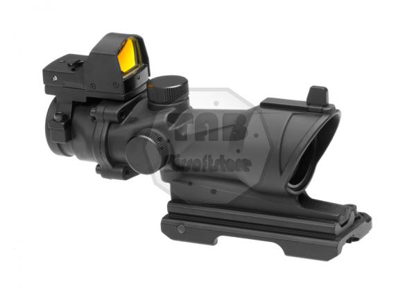 4x32 QD Combo Combat Scope Black (Aim-O)