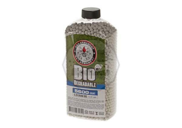 0.28g Bio Precision BBs 5600rds (G&G)