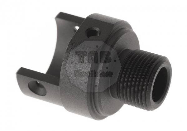 AAP01 CNC Upper Receiver Connector Silver (Action Army)