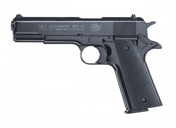 Colt Government 1911 A1 P.A.K. 9mm - schwarz