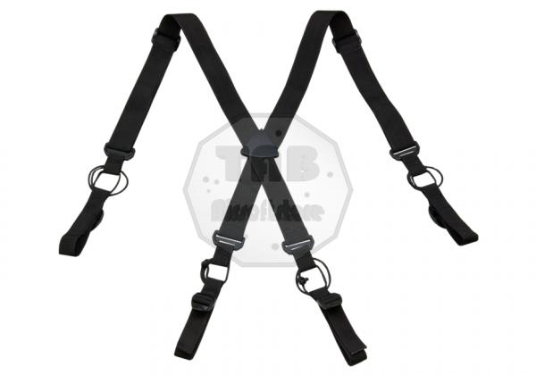 Low Drag Suspender Black (Invader Gear)