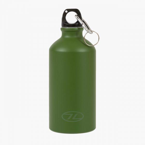 Highlander 500ml Alu Flasche olive