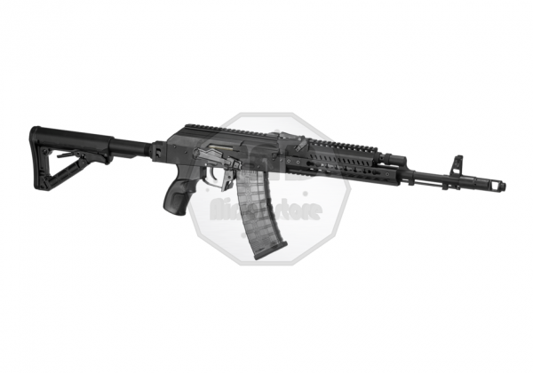 RK74 Tactical E.T.U. 0.5J Black (G&G)