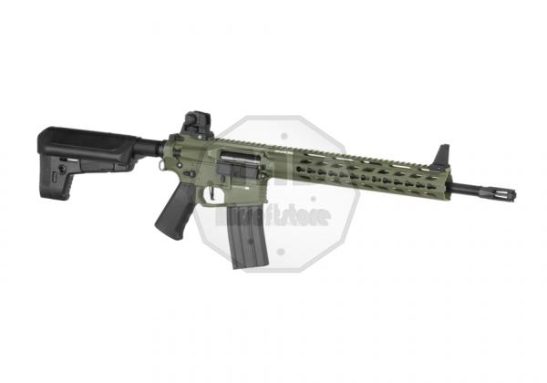 Trident Mk2 SPR S-AEG - Foliage Green (Krytac)