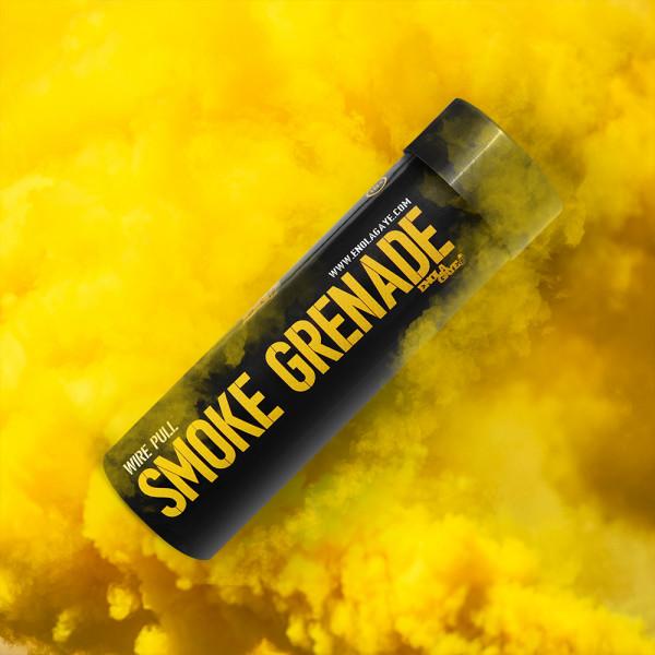 Wire Pull Smoke Grenade WP40