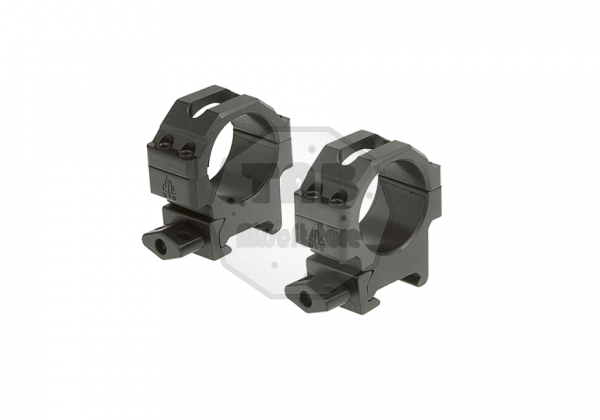 30mm CNC Mount Rings Low (Leapers)