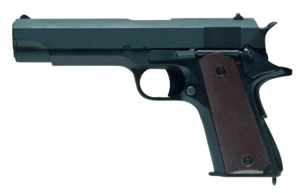 Colt 1911 Railgun