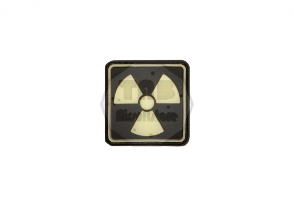 Radioactive Rubber Patch Glow in the Dark (JTG)