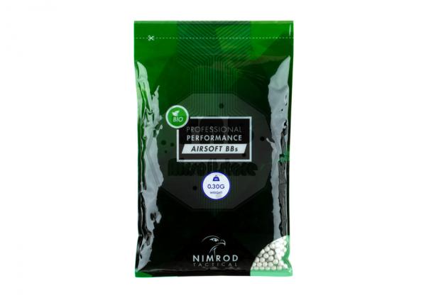 0.30g Bio BB Professional Perfomance 3335rds White (Nimrod)