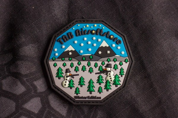 TAB-Special Patch - Winter Edition