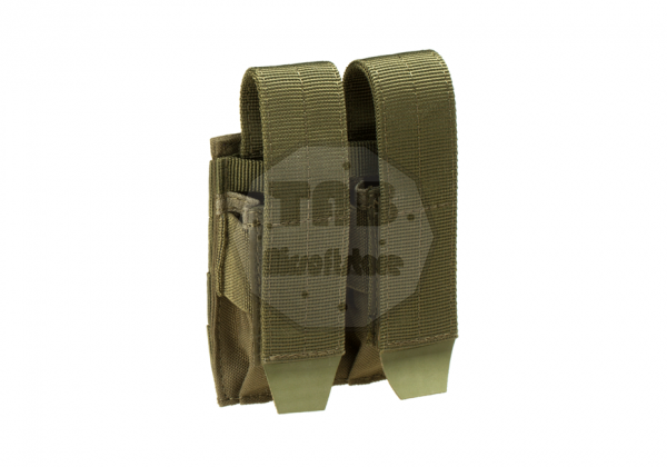 Pistol Double Mag Pouch OD (Condor)