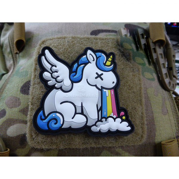 JTG Berauschtes Einhorn / Drunk Unicorn Patch