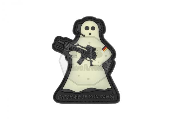 Ghost Sniper Patch Glow in the Dark (JTG)