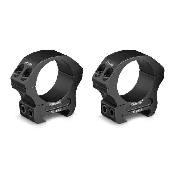 Vortex Pro Series 30mm Ringe Low