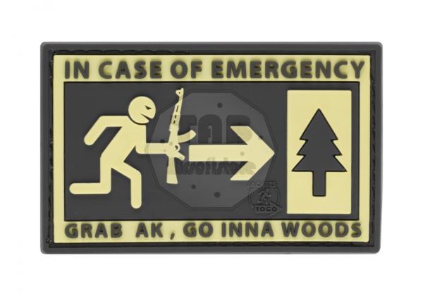 Emergency Rubber Patch Color (JTG)