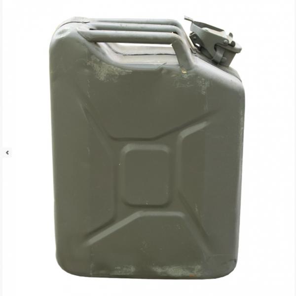 Franz. Benzinkanister 20L (Öffnung 5,5cm) gebraucht