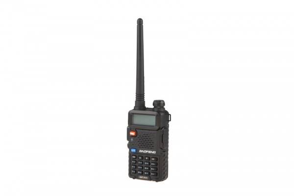Manual Dual Band Baofeng BF-F8 Radio - (VHF/UHF) 1/5W