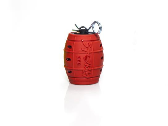 Storm Grenade 360 Red (ASG)