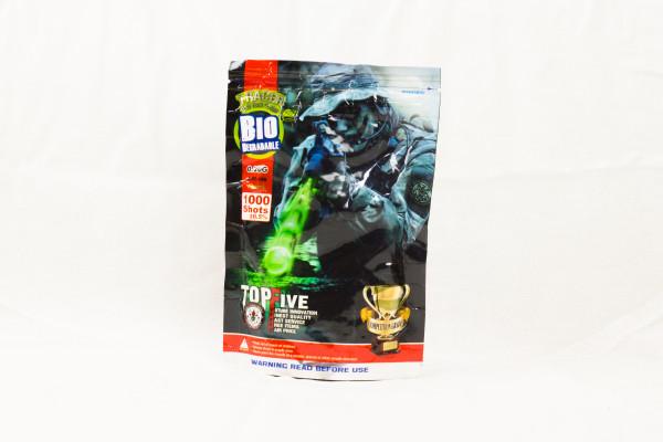 0.20g Bio Tracer BB 1000rds green (G&G)